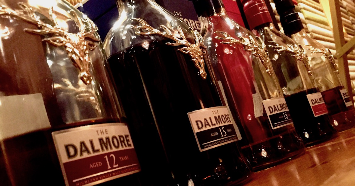 The Dalmore - Couverture