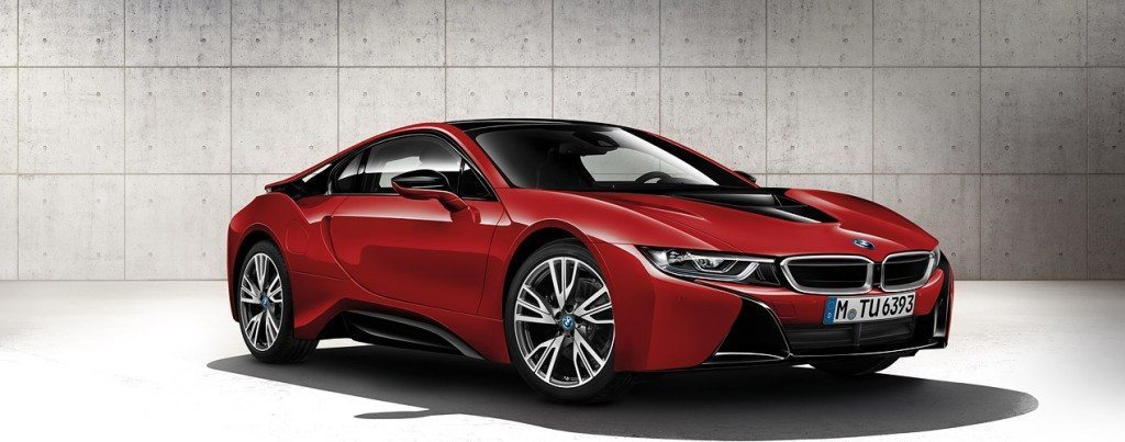 bmw i8 protonic red edition -ts
