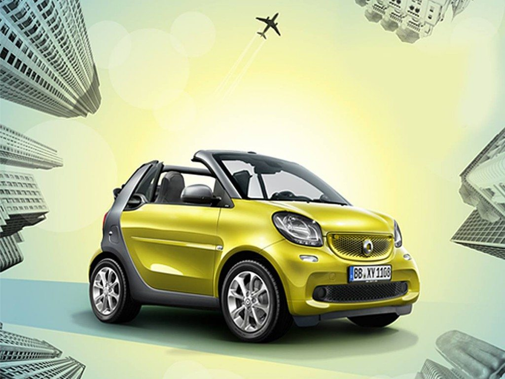 smart fortwo cabriolet l 39 t arrive en ville rdpmag. Black Bedroom Furniture Sets. Home Design Ideas