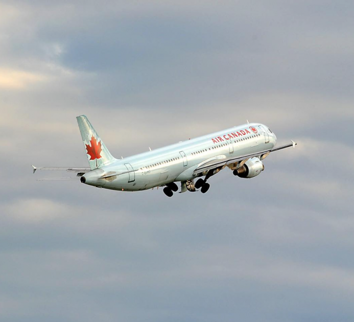 Air Canada: Wi-Fi  à bord de ses vols internationaux