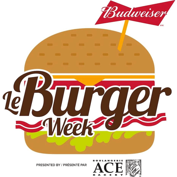 Burger Week 2016 - Logo
