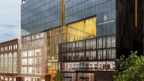 Four Seasons Hotel Montreal: A return with luxury