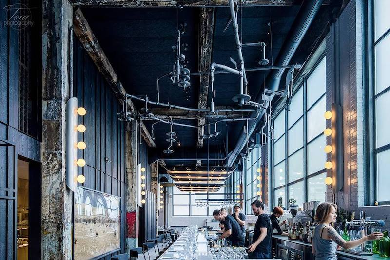 10 restaurants à essayer en 2017 - Le Serpent
