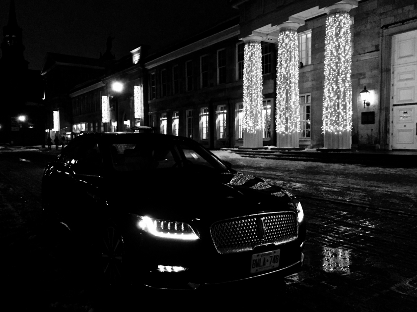 Lincoln Continental Marché Bonsecours