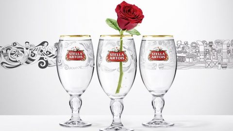 Stella Artois Buy A Lady A Drink Initiative to end global water crisis