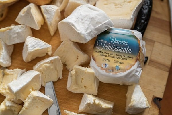 Nord du Nouveau-Brunswick -Fromages | Cheese 2 - North of New-Brunswick