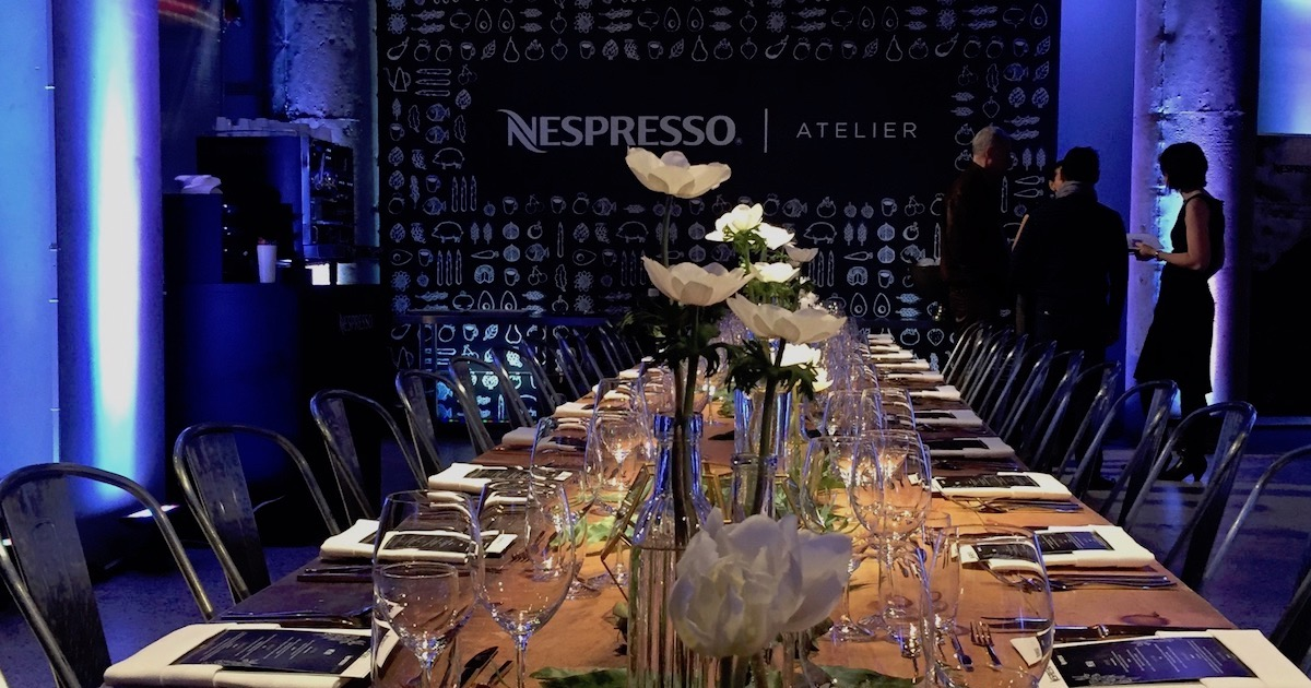 Atelier Nespresso Montreal: An exclusivity in North America