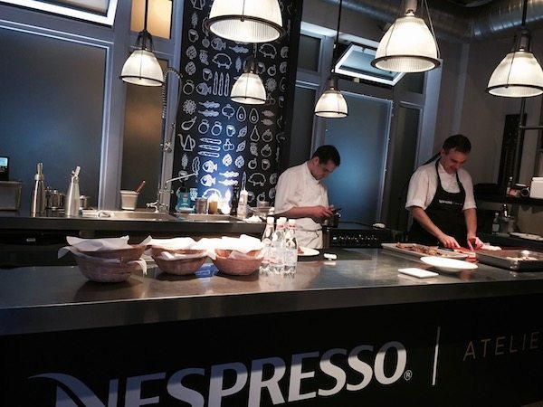 Atelier nespresso montreal an exclusivity in north for Atelier cuisine montreal