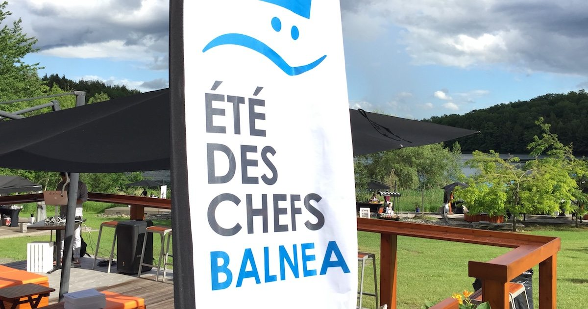 Summer of Chefs 8th Edition at Balnéa Spa