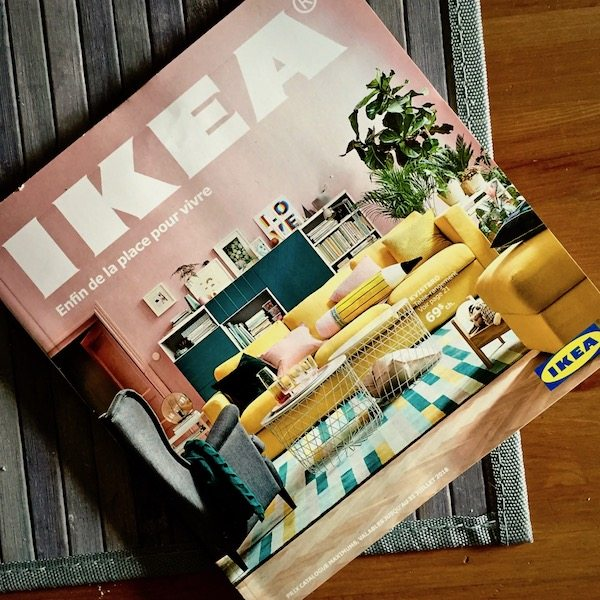Catalogue IKEA 2018