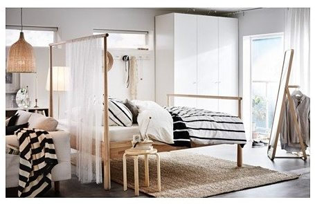Catalogue IKEA : IKORNNES Chambre