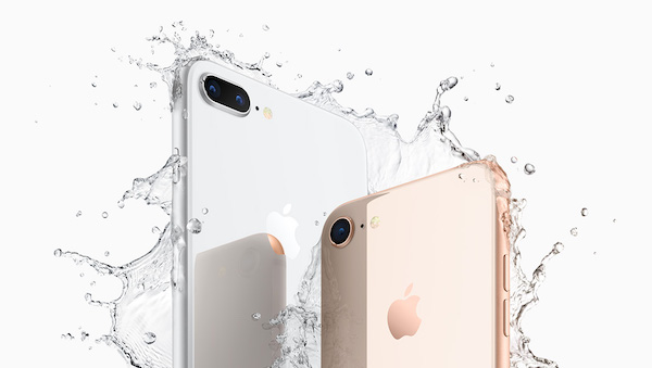 New Apple Products Fall 2017 - iPhone 8 iPhone8 Plus