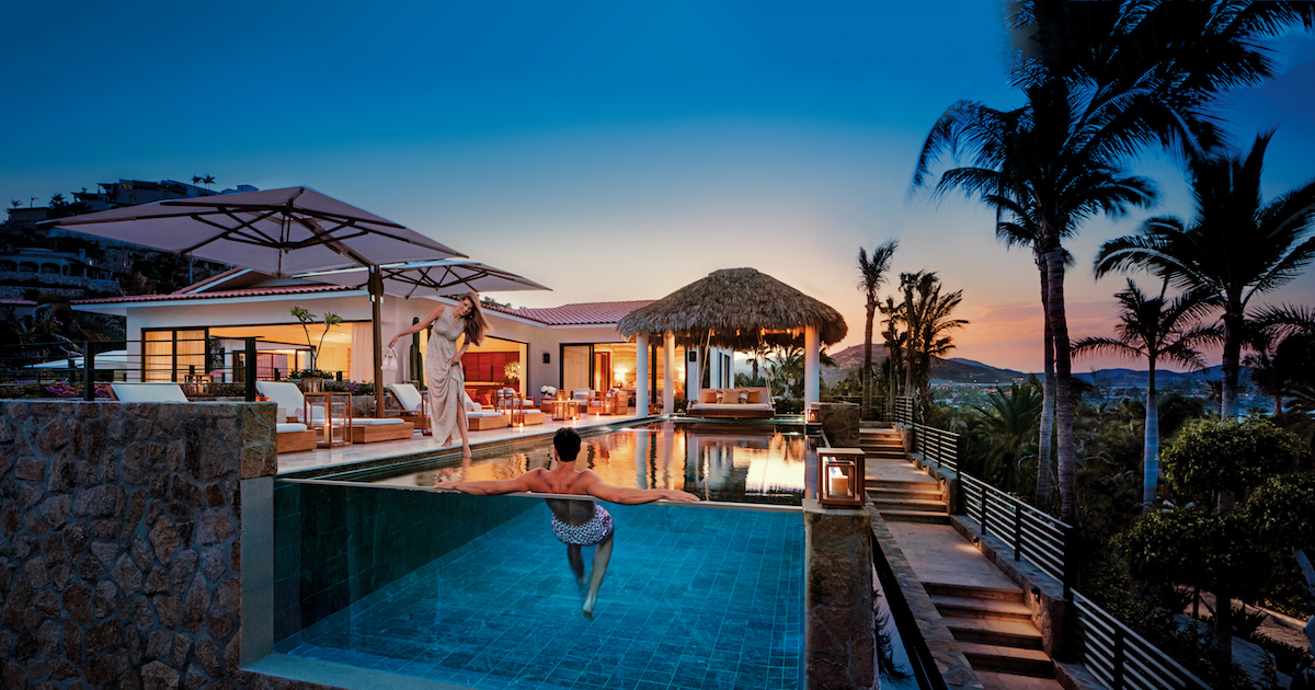 Ultimate Escapes Air Canada Vacations - OneAndOnly_Palmilla_Accommodation_VillaOne Couverture