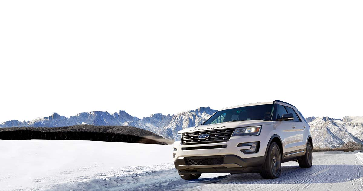 Winter Driving with Ford : the basics and the maintenance.