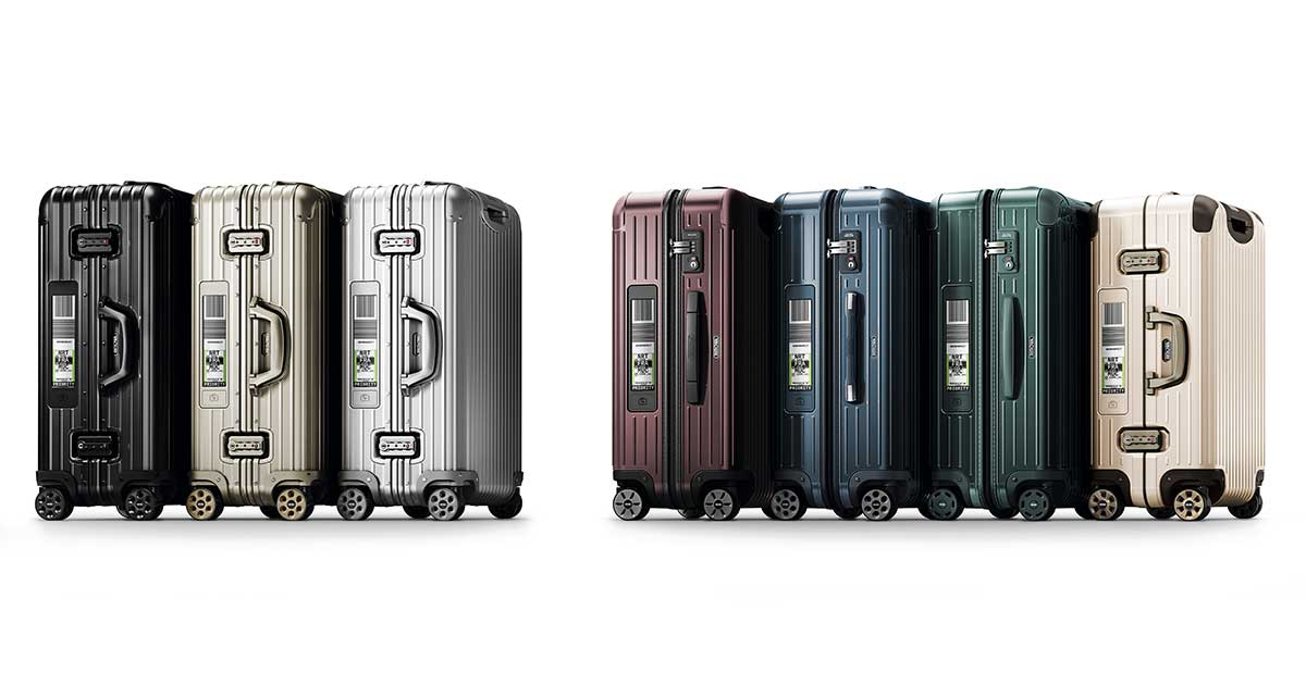 RIMOWA_Luggages_ Couverture