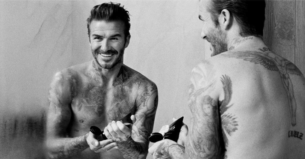 House 99 by David Beckham : The grooming for the urban man