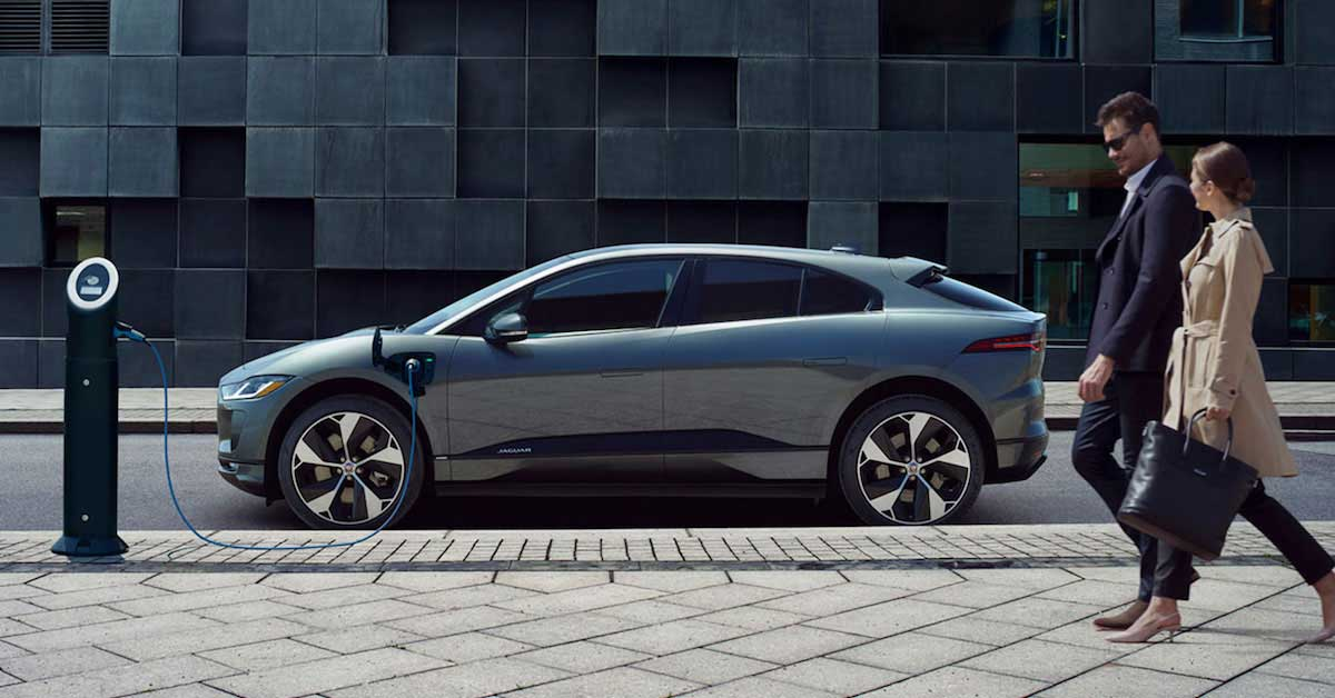 Jaguar-I-Pace Couverture