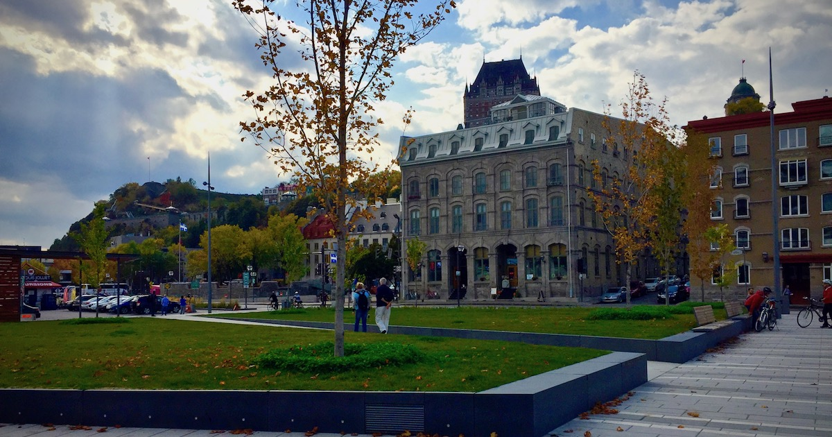 Quebec City City Guide: The Old and The New