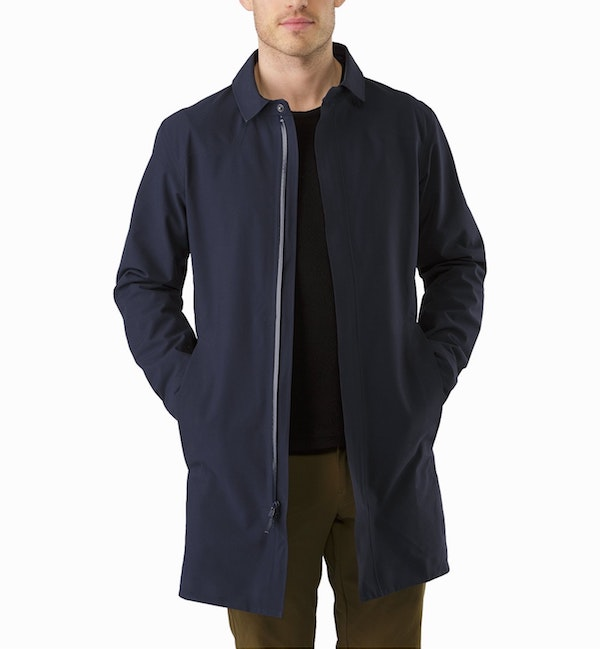 Keppel Trench Coat Arc'teryx