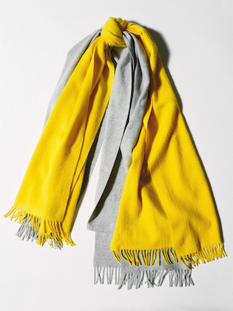COS - Wool + Cashmere scarf
