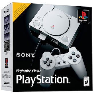 Play Station Classic FR