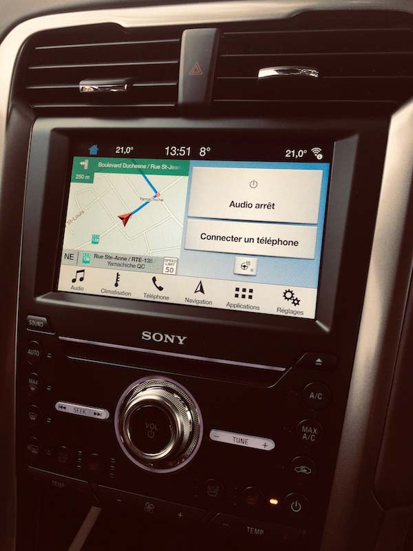 Zen with Ford - SYNC 3
