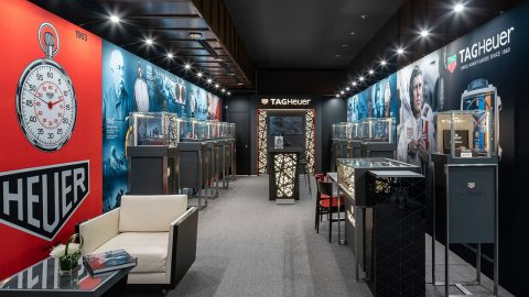 TAG Heuer Museum in Motion: History made in Montreal