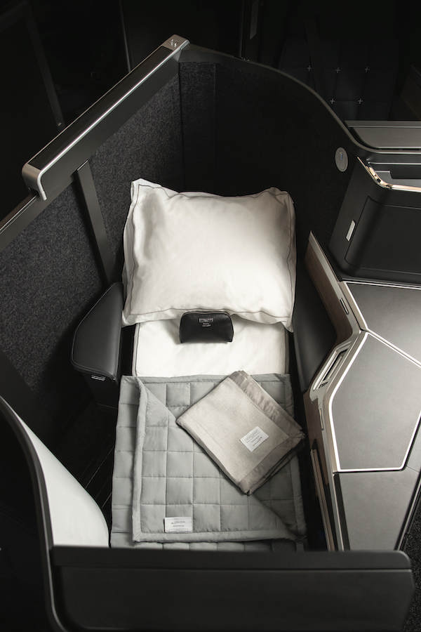 The Club Suite by British Airways - Bed