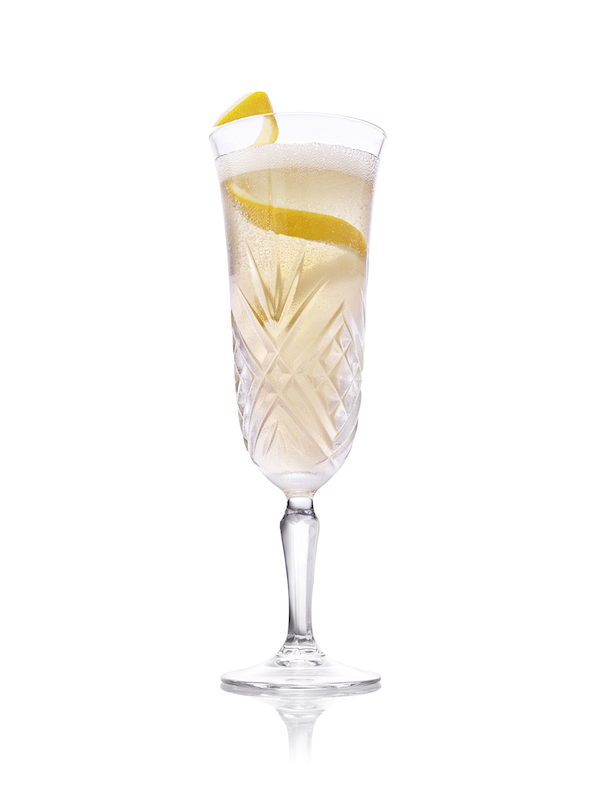 French 75 - William Grant & Sons Group - Top 10 Cocktails Every Gentlemen Should Know