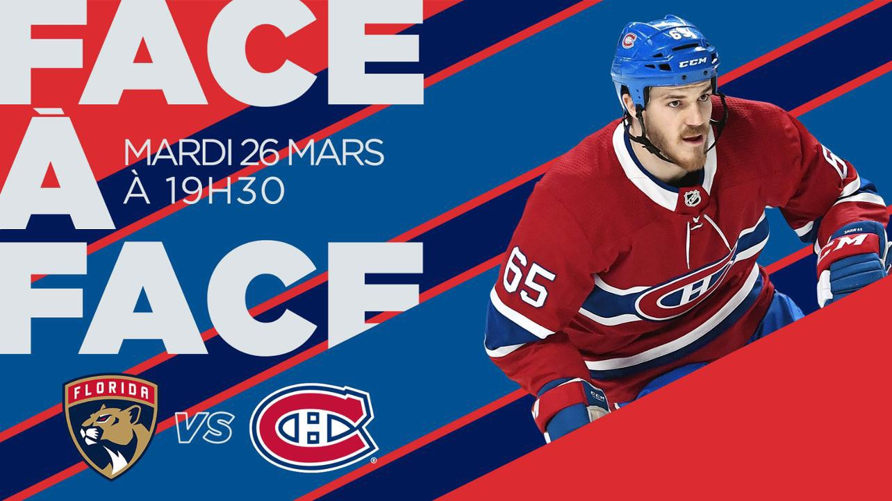 Match Canadiens Panthers