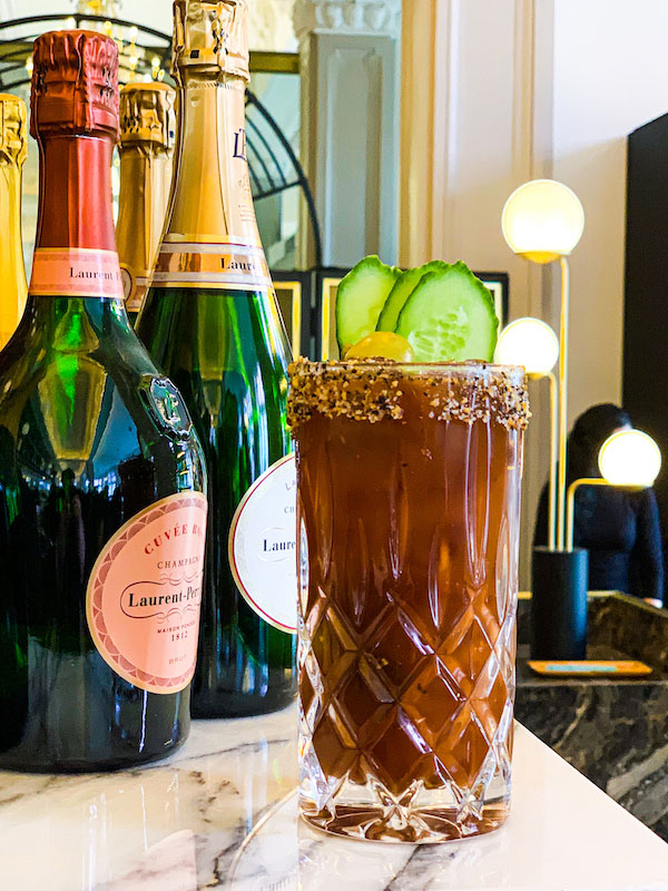 The Bloody Henri by Eddy germain of Henri Brasserie Française Photo: Normand Boulanger | RDPMAG