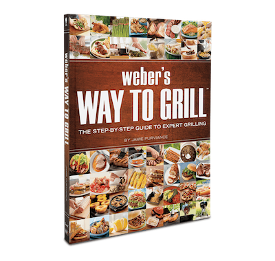 Weber's way to grill cookbook Photo: Weber