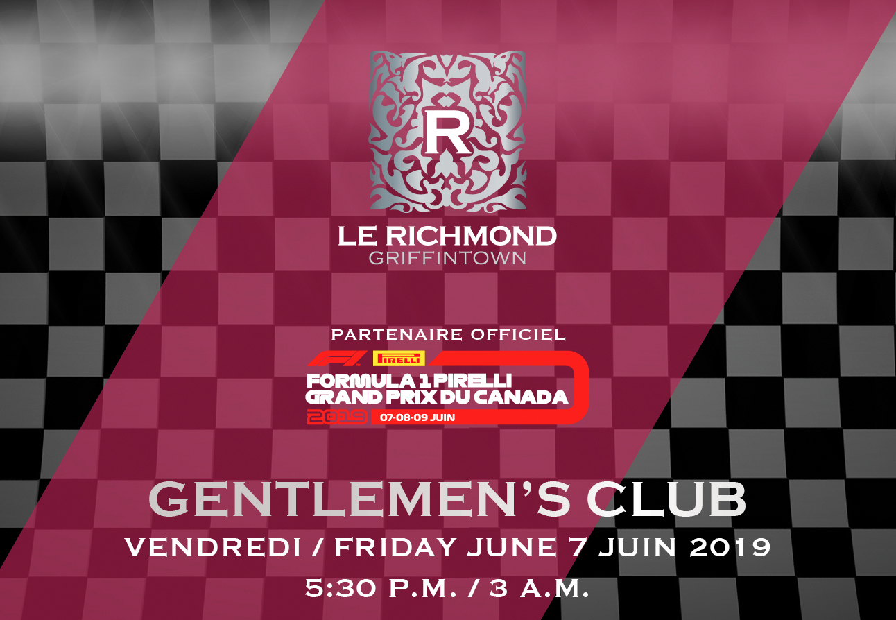 Gentlemen Club Richmond Grand Prix 2019