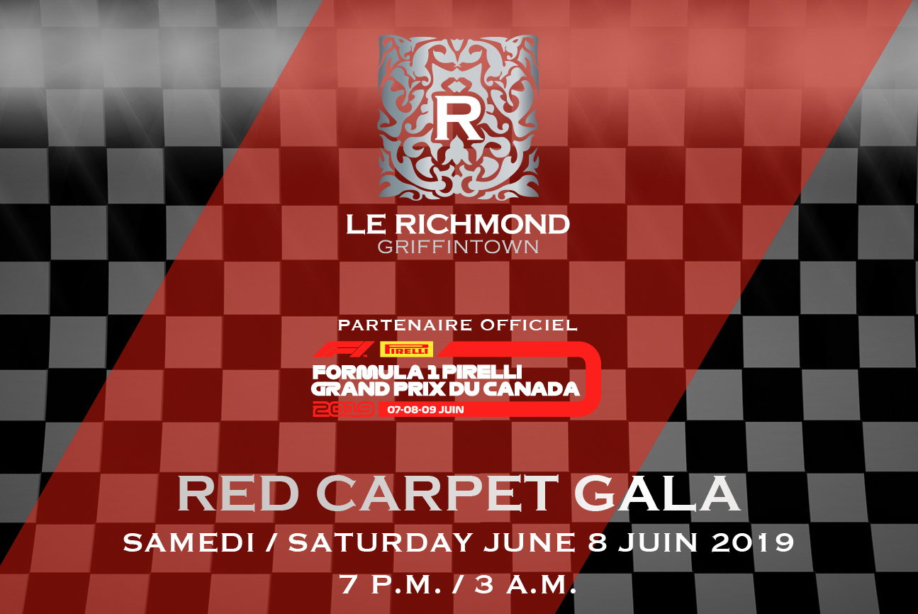 Red Carpet Gala Richmond Grand Prix 2019