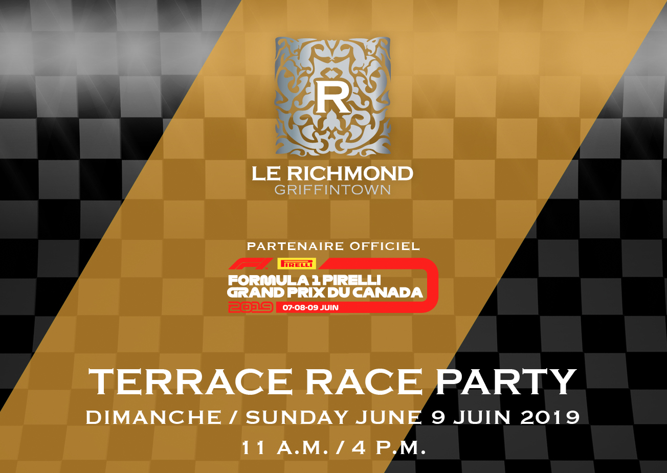 Terrace Race Party Richmond Grand Prix 2019