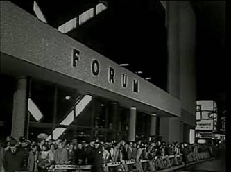 The Montreal Forum Credit: National