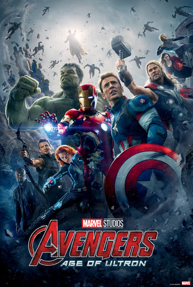 Avengers Age of Ultron FR