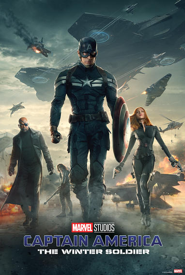 Captain American The Winter Soldier FR