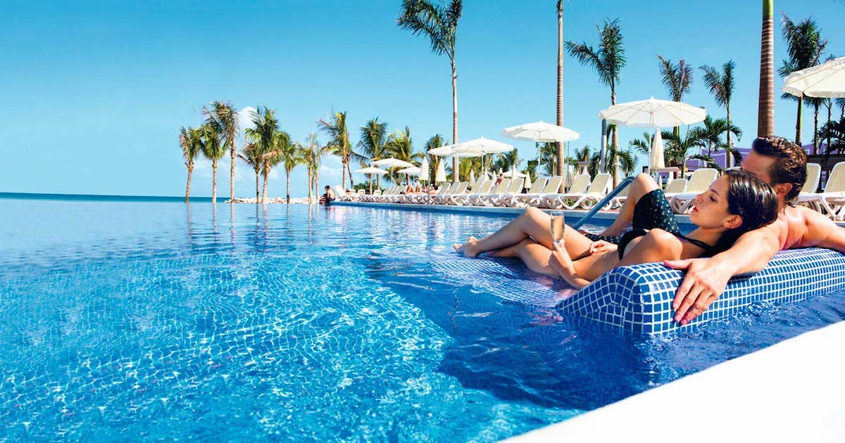 Escape in sunny destinations - Riu Palace Jamaica