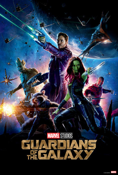 Guardians of the Galaxy FR