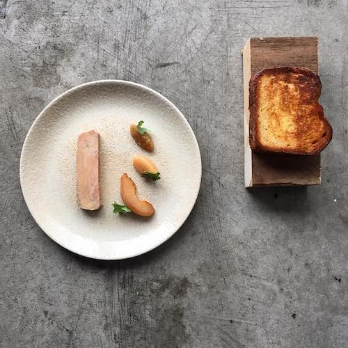 Arvi - Foie gras, quince and onion - Canada's Best New Restaurants 2019